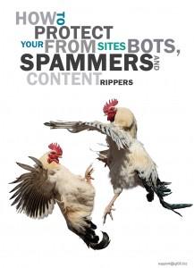 Bloack spammers et autoblogs ebook
